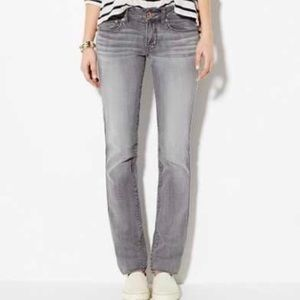 American Eagle SHORT Straight Super Stretch Jeans